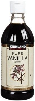 Kirkland Signature Pure Vanilla Extract, 16 oz