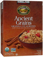 Kirkland Signature Kirkland Organic Ancient Grains Granola