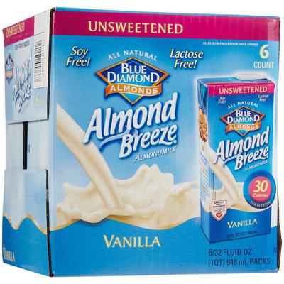 Blue Diamond Almond Breeze Vanilla - 1 ct.