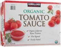 Kirkland Organic Tomato Sauce - 1 ct.