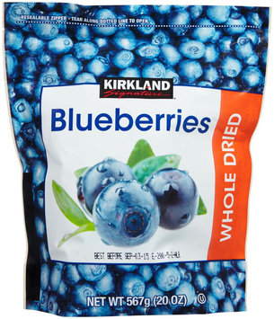 Kirkland Signature Kirkland Dried Blueberries