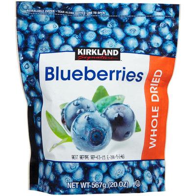 Kirkland Signature Kirkland Dried Blueberries