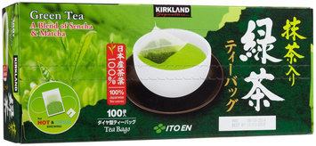 Kirkland Signature Kirkland Ito En Matcha Blend Japanese Green Tea