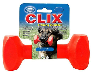 The Company of Animals CLIX Dog Dumbbell Small