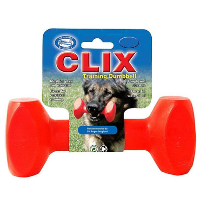 The Company Of Animals Clix Dumbbell