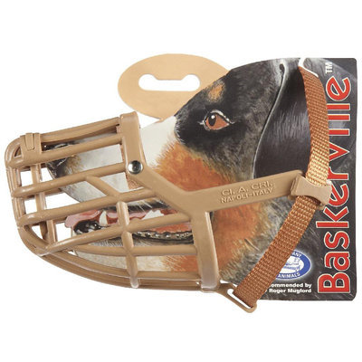 The Company Of Animals Baskerville Muzzle 9 - G.S.D.