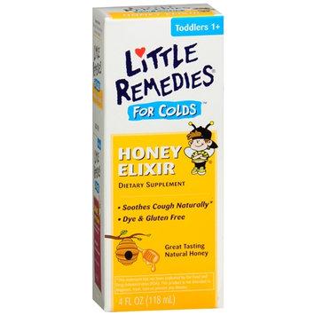 LITTLE REMEDIES® FOR COLDS HONEY ELIXIR