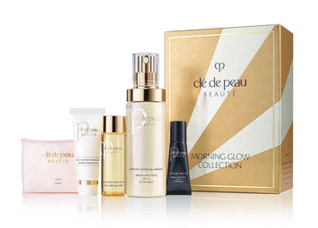 Clé de Peau Beauté Morning Glow Collection
