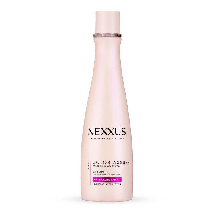 Nexxus Color Assure Shampoo For Colored Hair Reviews