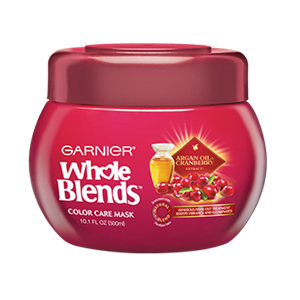 Garnier Whole Blends Argan Oil & Cranberry Extracts Color Care Mask