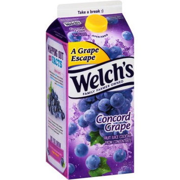 Welch's® Concord Grape Flavored Fruit Juice Cocktail