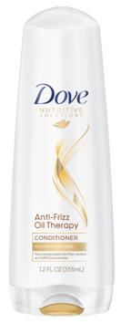 Dove Anti-Frizz Oil Therapy Conditioner