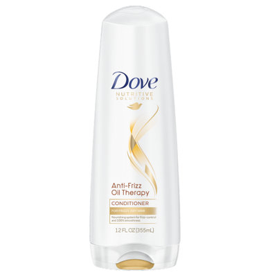 Dove Anti-Frizz Oil Therapy Conditioner