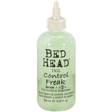 Bed Head Control Freak Serum Frizz Control And Straightener