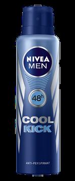 NIVEA for Men Cool Kick Deodorant