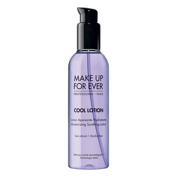 MAKE UP FOR EVER Cool Lotion Moisturizing Soothing Lotion