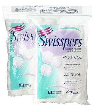 Swisspers Multicare Cotton Balls