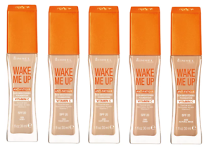 Rimmel London Wake Me Up Foundation