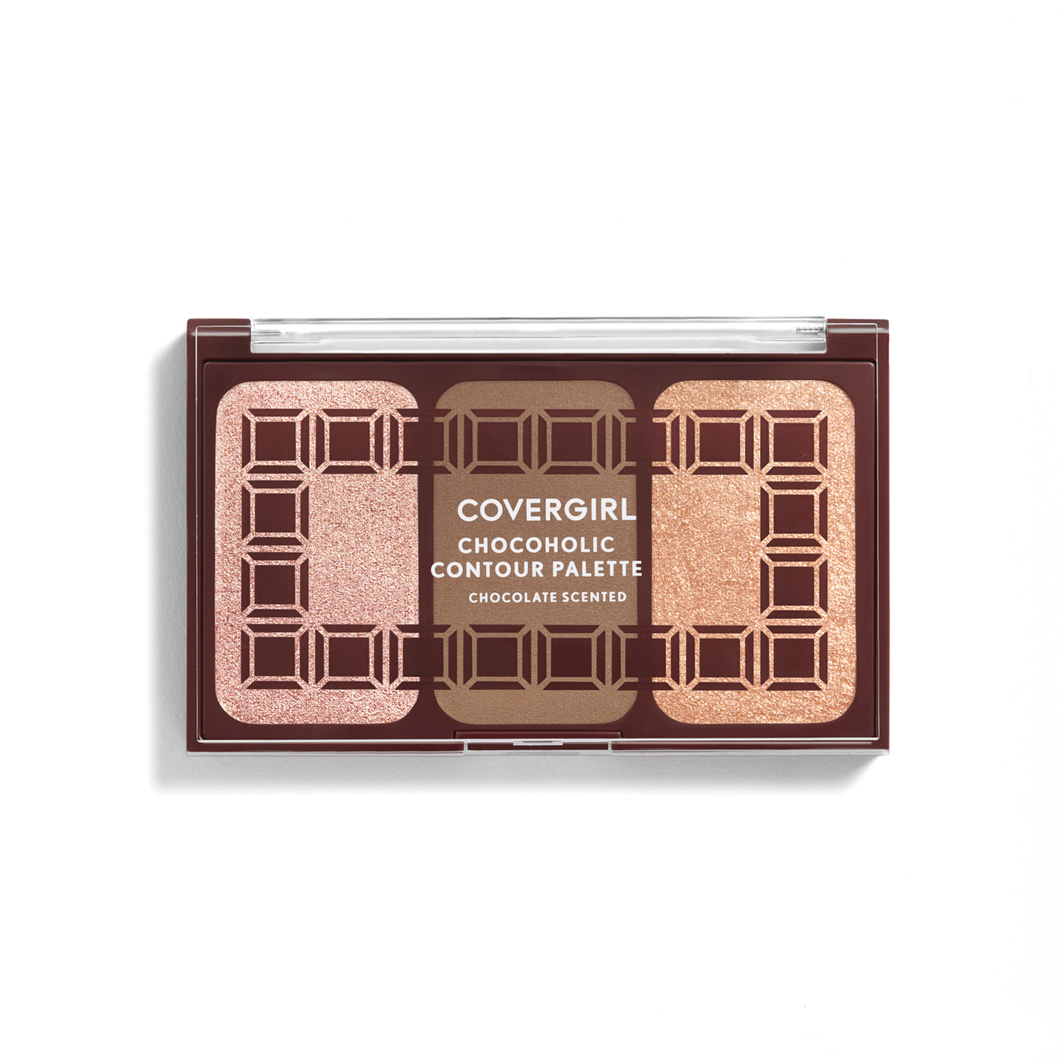 COVERGIRL Chocoholic Contour Palette