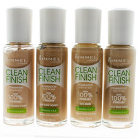Rimmel London Clean Finish Foundation