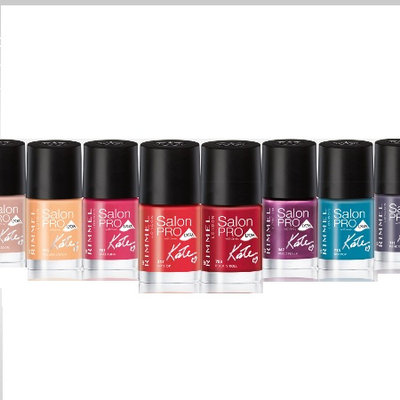 Rimmel London Salon Pro Lycra Kate Nail Colour
