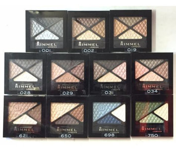 Rimmel London Glam 'Eyes Trio Eye Shadow Palette