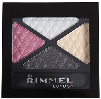 Rimmel London Colour Rush Eye Shadow Quad