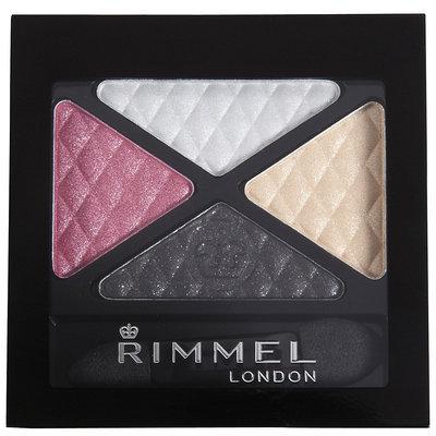 Rimmel London Colour Rush Eye Shadow Quad