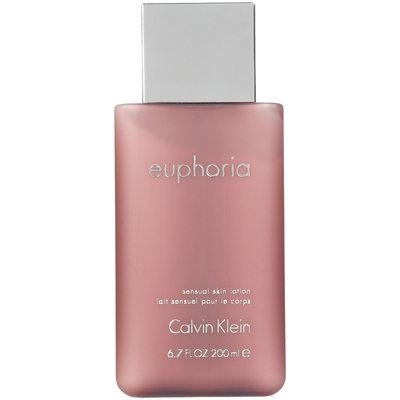 Calvin Klein euphoria Sensual Skin Lotion, 6.7 oz