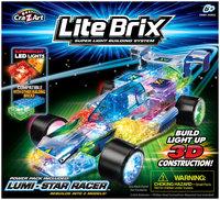 Cra-Z-Art Lite Brix Building System - Race Car