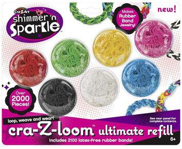 Cra-Z-Art Cra-Z-Loom Ultimate Color Craze Refill