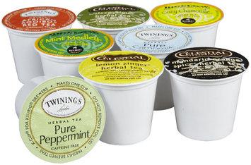 Crazy Cups Herbal Tea Sampler Pack K-Cups, 1.44 oz, 35 ct