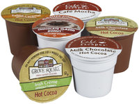 Crazy Cups Chocolate Sampler Pack K-Cups, 1.44 oz, 35 ct