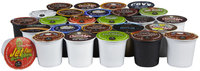 Crazy Cups Extra Bold Sampler Pack K-Cups, 1.44 oz, 35 ct