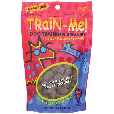 Crazy Dog Train-Me Treats - Bacon