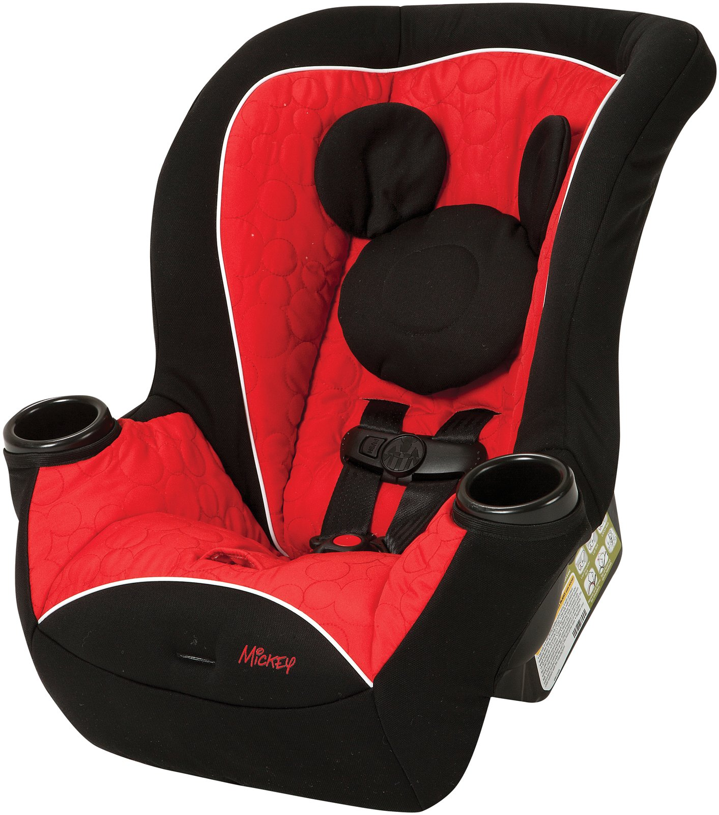 Dorel Juvenile Apt Convertible Car Seat - Mousekeeter Mickey