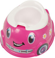 Safety 1st Fast & Finished Car Potty - Pink - 1 ct.