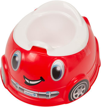 Safety 1st Fast & Finished Car Potty - Red - 1 ct.