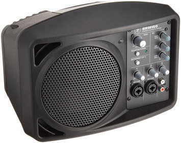 Mackie SRM150 Compact Active PA System - Black