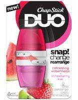 ChapStick® DUO Strawberry Kiwi & Refreshing Watermelon
