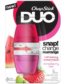 ChapStick® DUO Strawberry Kiwi & Refreshing Watermelon