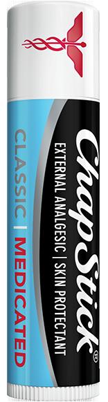 ChapStick® Medicated Lip Balm