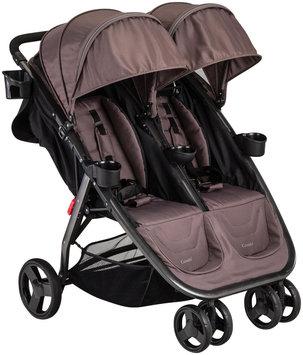 Combi International Combi Fold N Go Double Stroller - Caribou
