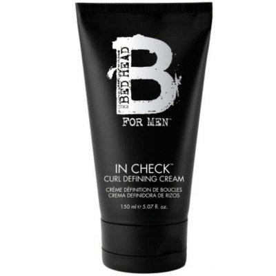 Bed Head For Men In Check Curl Defining Cream