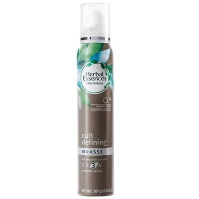 Herbal Essences Curl Define Mousse
