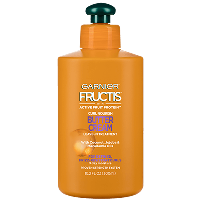 Garnier Fructis Curl Nourish Butter Cream