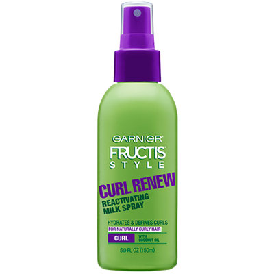 Garnier Fructis Style Curl Renew Reactivating Milk Spray