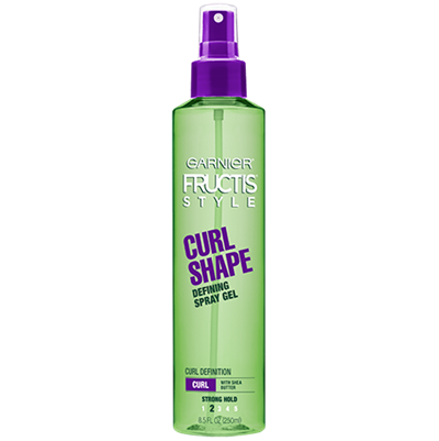 Garnier Fructis Style Curl Shape Defining Spray Gel
