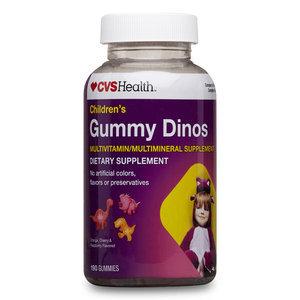 CVS Gummy Dinos Multivitamin