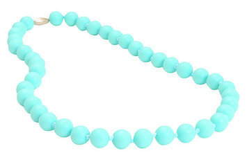 Chewbeads Jane Necklace - Turquoise 30 inch
